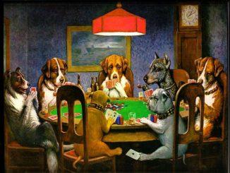life of poker-pups