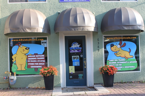 K9s in Kahoots Storefront