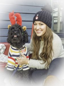 Bark 'n Yapp's 12 Dogs of Christmas - George